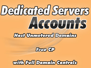 Affordably priced dedicated hosting servers providers